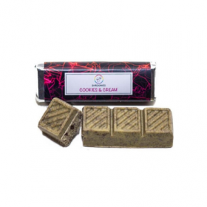 SHROOMIES – Cookies and Cream Chocolate (3000mg)